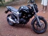 2010 Yamaha FZ16  Motorcycle For Sale.