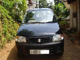 2007 Suzuki Alto LXI Car For Sale.