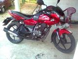 2011 Bajaj XCD 125 DTS-i Motorcycle For Sale.