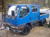 1997 Mitsubishi Canter  Lorry (Truck) For Sale.