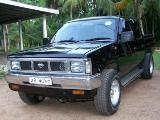 1982 Nissan D21  Cab (PickUp truck) For Sale.