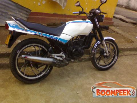 Yamaha rz 125 wp ha 4798 motorcycle for sale in sri lanka for Yamaha rz for sale