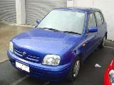 2001 Nissan March  K11 Car For Sale.