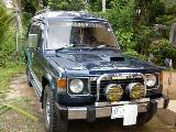 1988 Mitsubishi Pajero  SUV (Jeep) For Sale.