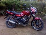 2008 Bajaj Discover 125 DTS-i Motorcycle For Sale.
