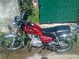 2005 Suzuki GN 125 gn 125 Motorcycle For Sale.