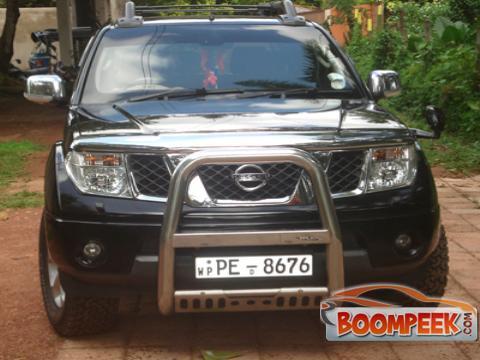 Nissan navara suv jeep for sale in sri lanka ad id cs00007599