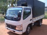 2006 Mitsubishi Canter  Lorry (Truck) For Sale.