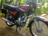 1998 Bajaj 4S Champion  Motorcycle For Sale.