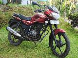 2012 Bajaj Discover 100 DTS-si Motorcycle For Sale.