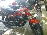 2012 Hero Honda Passion  Motorcycle For Sale.
