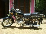 1994 Honda -  CD 125 Twin 137 Motorcycle For Sale.