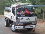 1995 Isuzu   Tipper Truck For Sale.