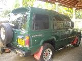 1987 Isuzu Trooper   SUV (Jeep) For Sale.