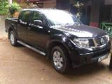 2007 Nissan Navara  Cab (PickUp truck) For Sale.