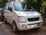 2003 Suzuki Wagon R  Car For Sale.