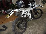 1995 Honda -  XLR 125 R  Motorcycle For Sale.