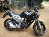 2011 Yamaha FZ16  Motorcycle For Sale.