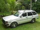 1987 Toyota Corolla DX Wagon KE72 Car For Sale.