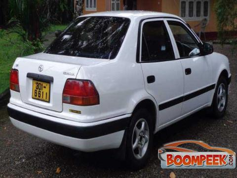 Toyota Corolla AE111 Car For Sale In Sri Lanka - Ad ID