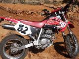 2010 Honda -  XR 250  Motorcycle For Sale.