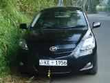 2007 Toyota Yaris  Car For Sale.