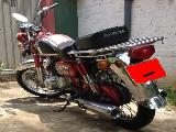 1983 Honda -  CD 200 Road Master 83-XXXX Motorcycle For Sale.