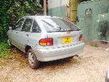 1996 Ford Festiva Mk 3 Car For Sale.