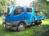 Mitsubishi Crewcab  Cab (PickUp truck) For Sale