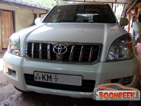 Toyota Land Cruiser Prado Suv Jeep For Sale In Sri Lanka