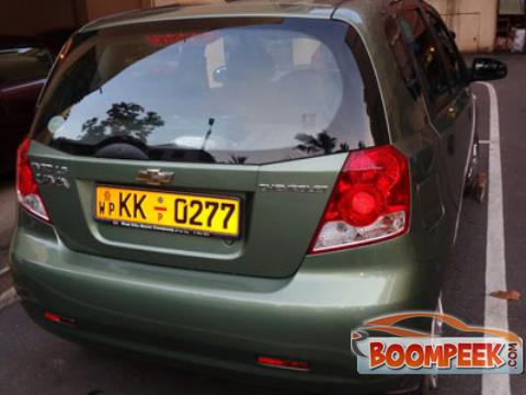 Chevrolet Aveo  Car For Sale