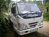 2012 Foton FL  Lorry (Truck) For Sale.