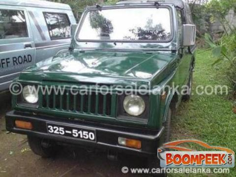 Maruti Gypsy Mg413 Suv Jeep For Sale In Sri Lanka Ad Id