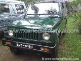 1992 Maruti Gypsy MG413 SUV (Jeep) For Sale.