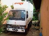 1980 Mitsubishi Canter FE83 Lorry (Truck) For Sale.