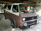 1984 Volkswagen Transporter  Van For Sale.