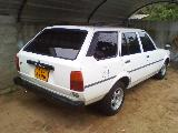 1986 Toyota Corolla DX Wagon KE72 Car For Sale.