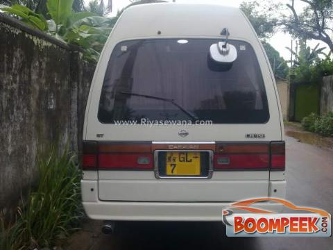 Nissan Caravan Super Long Vx Van For Sale In Sri Lanka