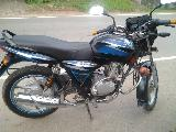 2007 Bajaj Discover 125 DTS-i Motorcycle For Sale.
