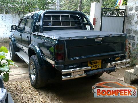Toyota DOUBLE CAB SUV (Jeep) For Sale In Sri Lanka - Ad ID