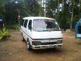 1991 Isuzu Fargo  Van For Sale.