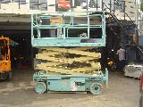 1999 JLG  400 KG SCISSOR LIFT ForkLift For Sale.