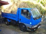 1997 Mitsubishi   Tipper Truck For Sale.