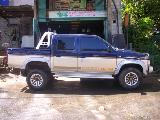 1997 Nissan  Double cab   SUV (Jeep) For Sale.