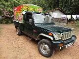2010 Mahindra Bolero  SUV (Jeep) For Sale.