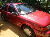 1997 Toyota Tercel  Car For Sale.