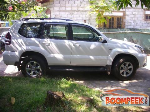 Toyota prado suv jeep for sale in sri lanka ad id cs00008774