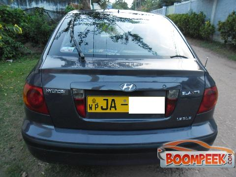 Hyundai Elantra 1 6 Glx Car For Sale In Sri Lanka Ad Id