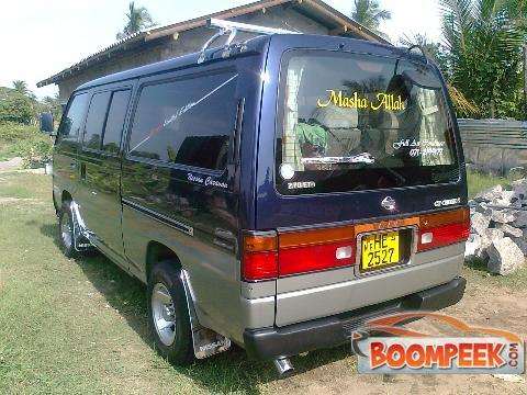 Nissan caravan qd32 van for sale in sri lanka ad id cs00008838