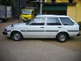 1984 Toyota Corolla DX Wagon  Car For Sale.